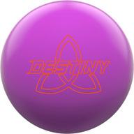Ebonite Bowlingball Destiny Solid